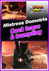 Video On Demand: Dometria - Cock Tease & Trampling