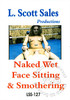 Video On Demand: LSS-127: Naked Wet Face Sitting & Smothering